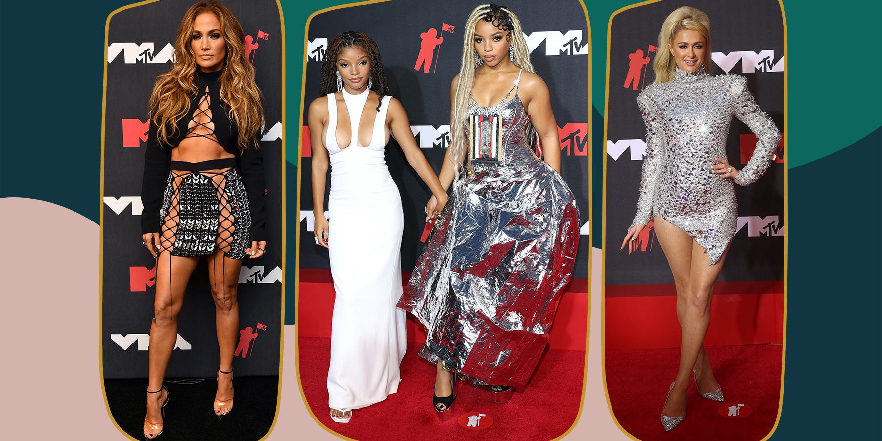VMAs best dressed