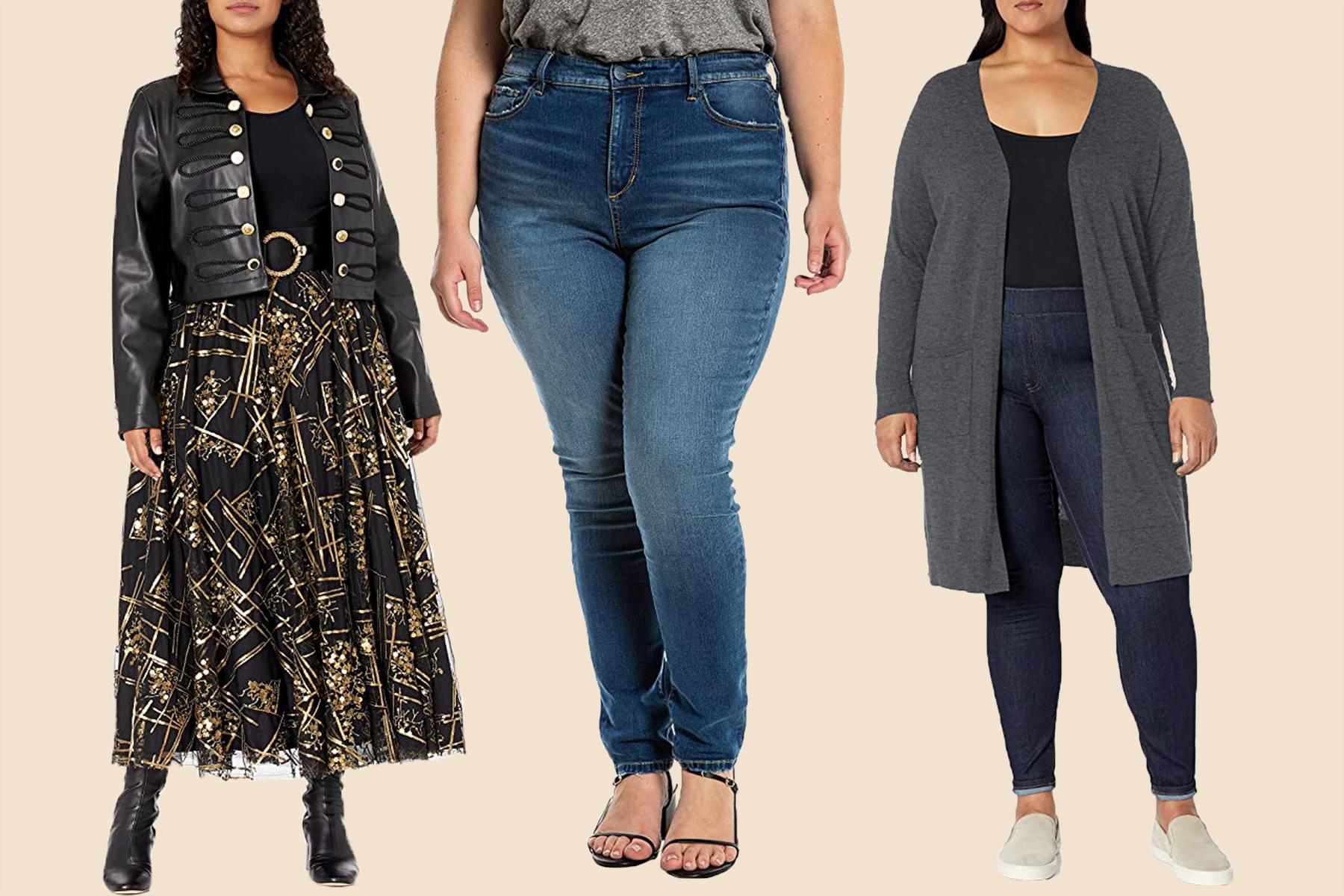 amazon plus size fashion