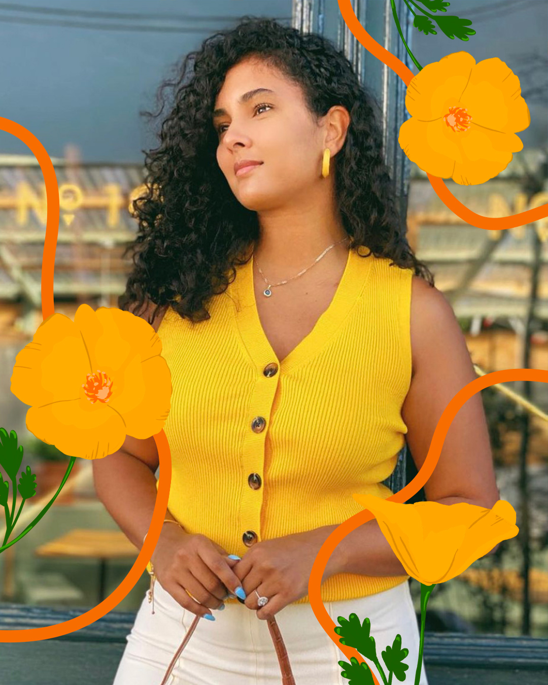 Portrait of Thatiana Diaz