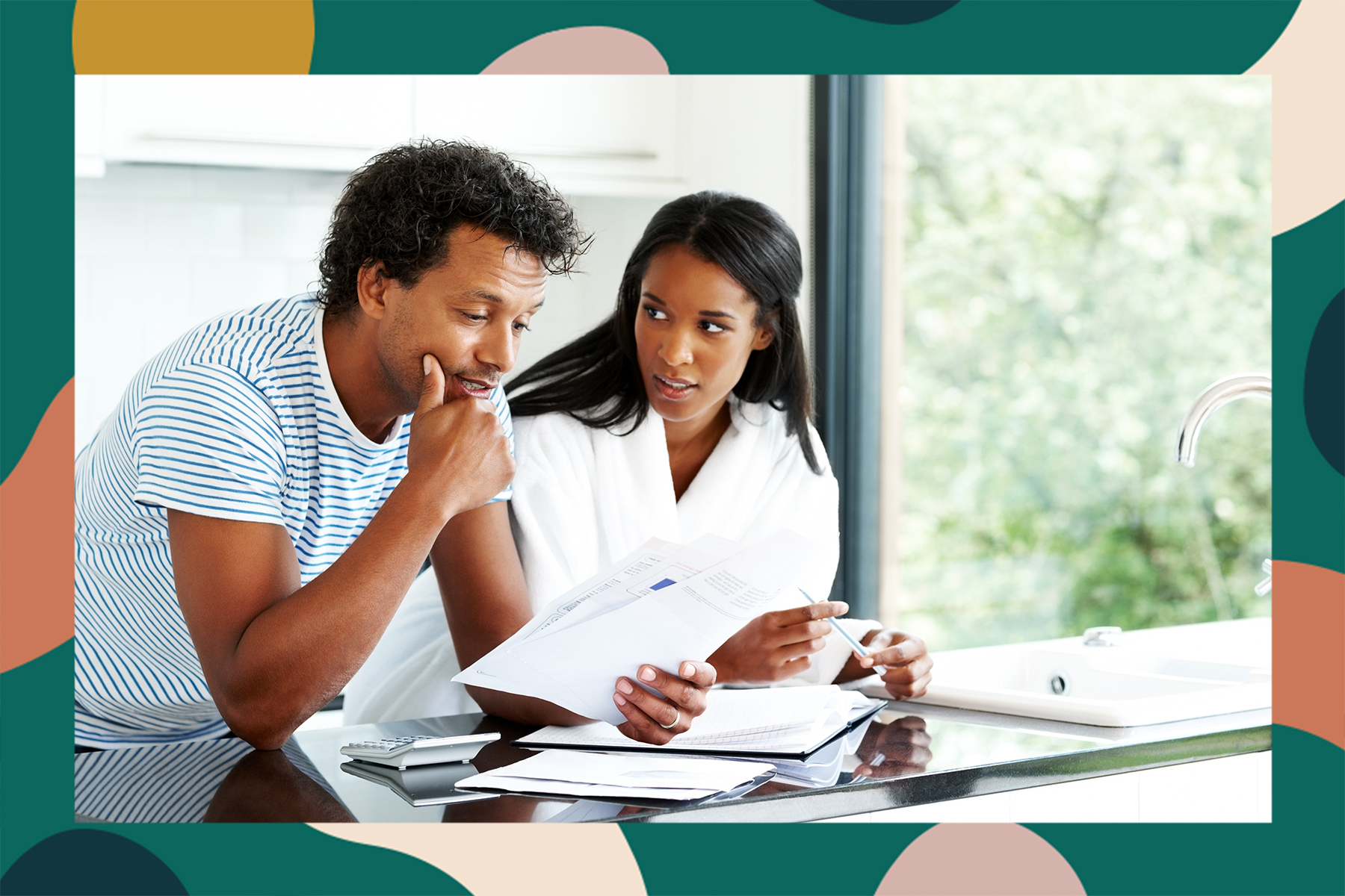 how often should you talk finances with your partner