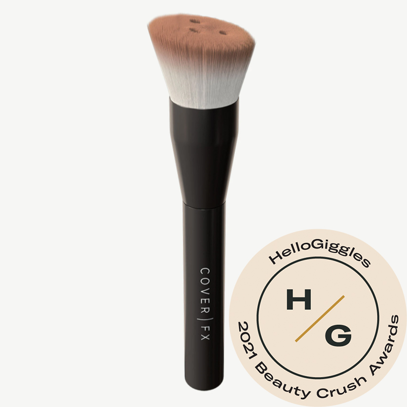 best makeup brushes for liquid foundation