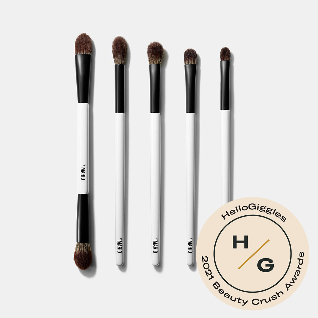 best makeup brushes for eyeshadow