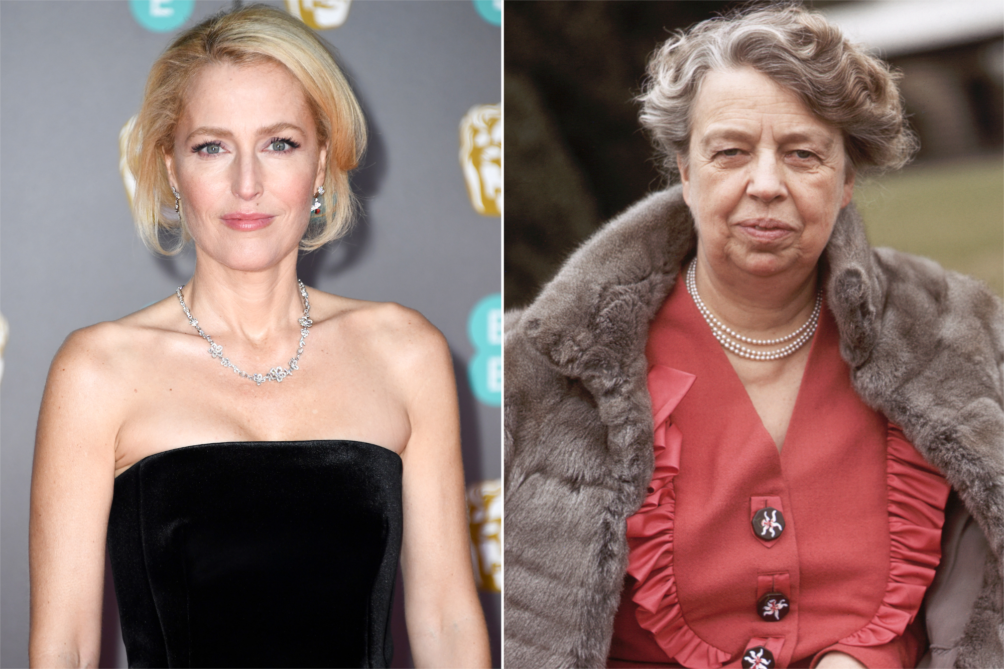 Gillian Anderson Is Going to Play a Very Famous<em> </em>First Lady