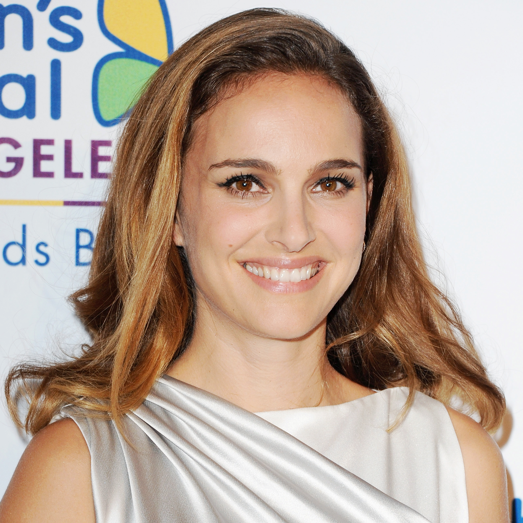 Actress Natalie Portman arrives at the Children's Hospital Los Angeles Gala Noche de Ninos at L.A. Live Event Deck on October 11, 2014 in Los Angeles, California.