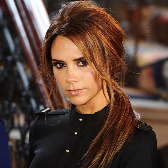 Victoria Beckham - Transformation - Hair - Celebrity Before and After