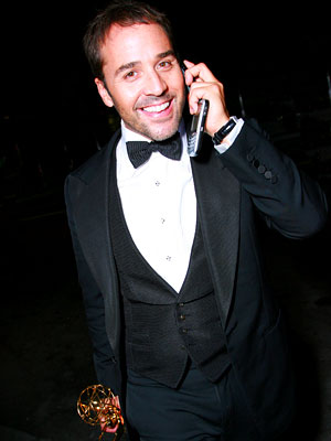 Jeremy Piven, Entertainment Tonight/People magazine party, 2007 Emmys After-parties