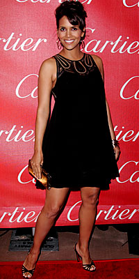 Halle Berry, Temperley London, celebrity style, pregnant celebrities, celebrity trends