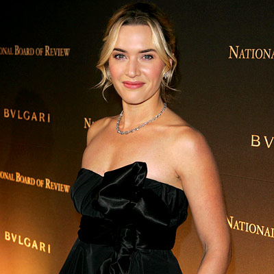Kate Winslet in Dolce & Gabbana, National Board of Review awards gala, New York City