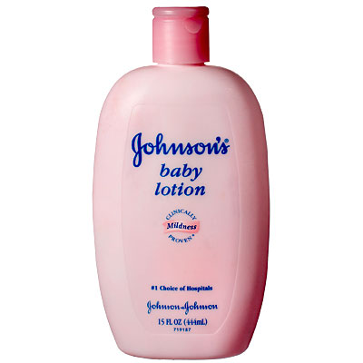Cover Exclusives, Beyonce's Fashion & Beauty Favorites, Johnson & Johnson Baby Lotion