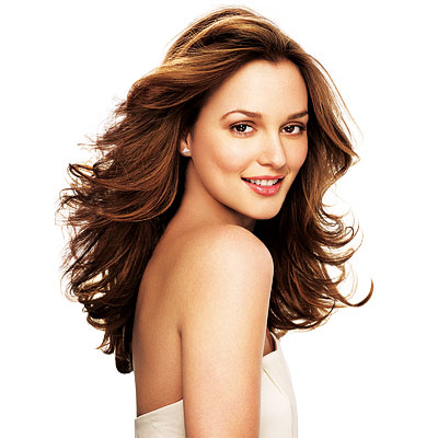 Leighton Meester, InStyle Hair, Beauty Secrets