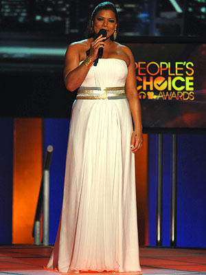 Queen Latifah - 2010 People's Choice Awards