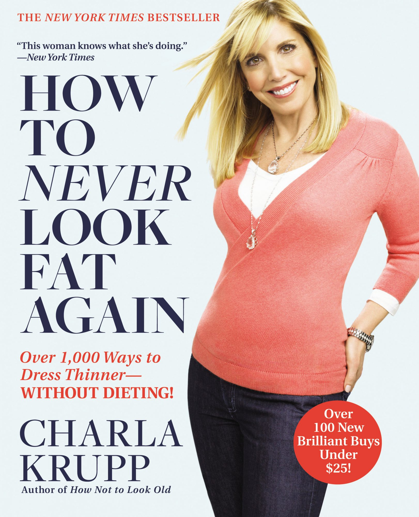 """How to Never Look Fat Again"""