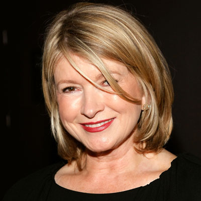 Martha Stewart - Transformation - Beauty