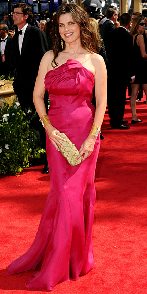 The 2010 Emmy Awards - Julia Ormond