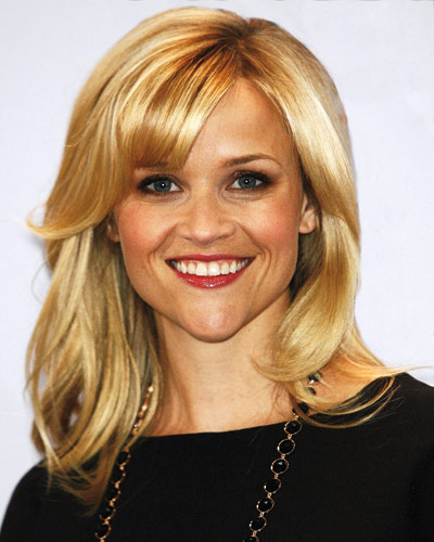 Reese Witherspoon - Our Favorite Blondes - Blonde Hair