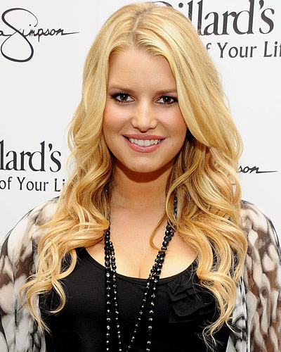 Jessica Simpson - Our Favorite Blondes - Blonde Hair