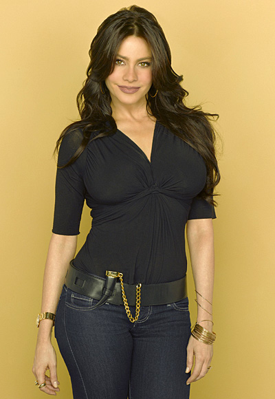 Sofia Vergara - The Most Fashionable TV Housewives - Modern Family