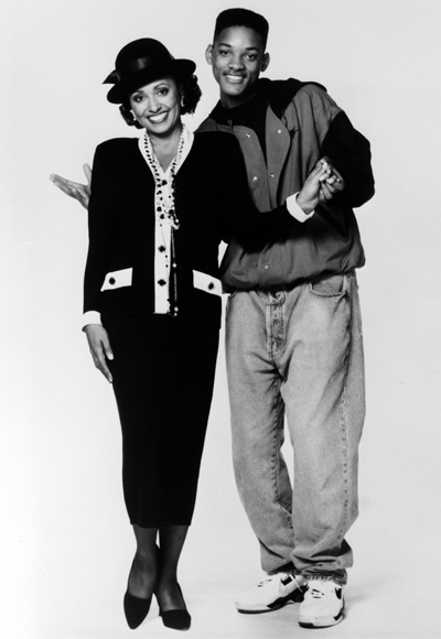 Vivian Banks - The Most Fashionable TV Housewives - Fresh Prince of Bel-Air