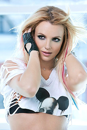 Britney Spears, I Wanna Go