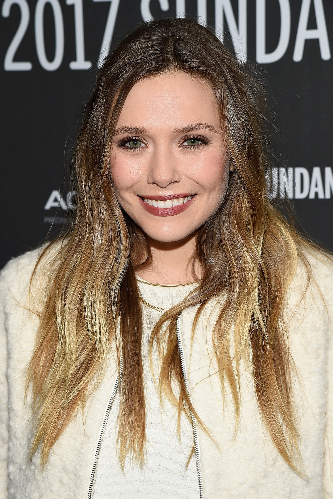 Actress Elizabeth Olsen attends the 'Ingrid Goes West' premiere during day 2 of the 2017 Sundance Film Festival at Library Center Theater on January 20, 2017 in Park City, Utah.
