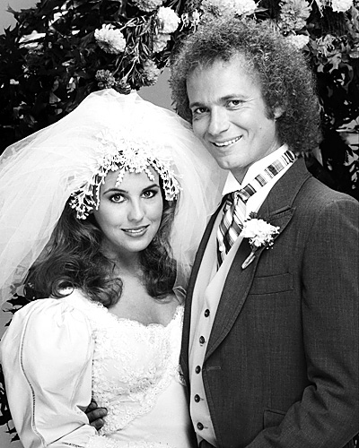 General Hospital wedding - Anthony Geary and Genie Francis - Luke and Laura