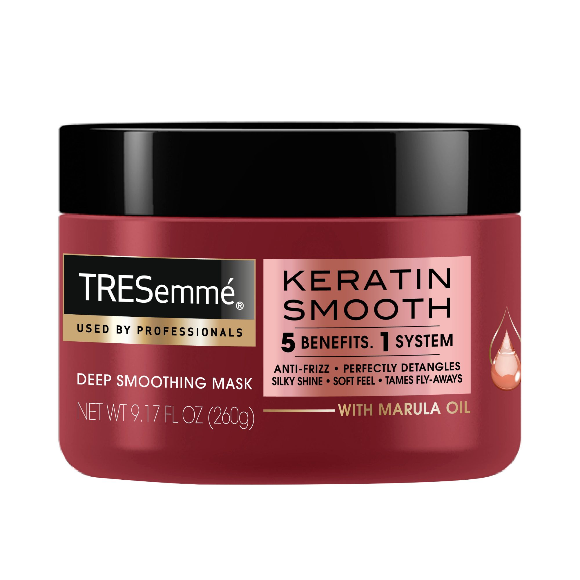 Tresemme Expert Selection Keratin Smooth Frizz & Humidity Defense Mask