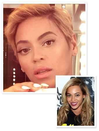 Beyonce Haircut - Beyonce Pixie Cut