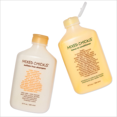 Mixed Chicks Sulfate Free Shampoo And Leave-in Conditioner