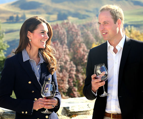 Prince William and Kate Middleton's Cutest Moments