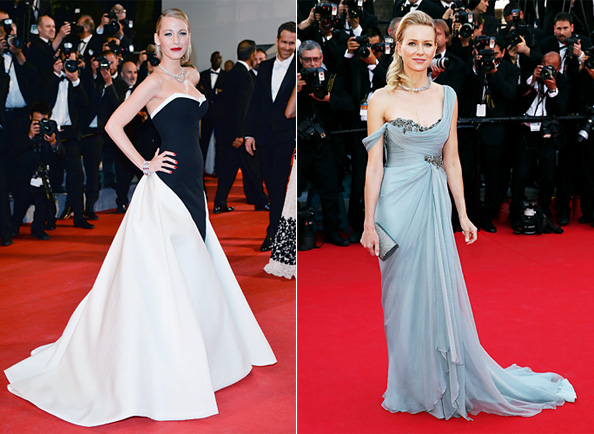 Blake Lively, Naomi Watts, Cannes