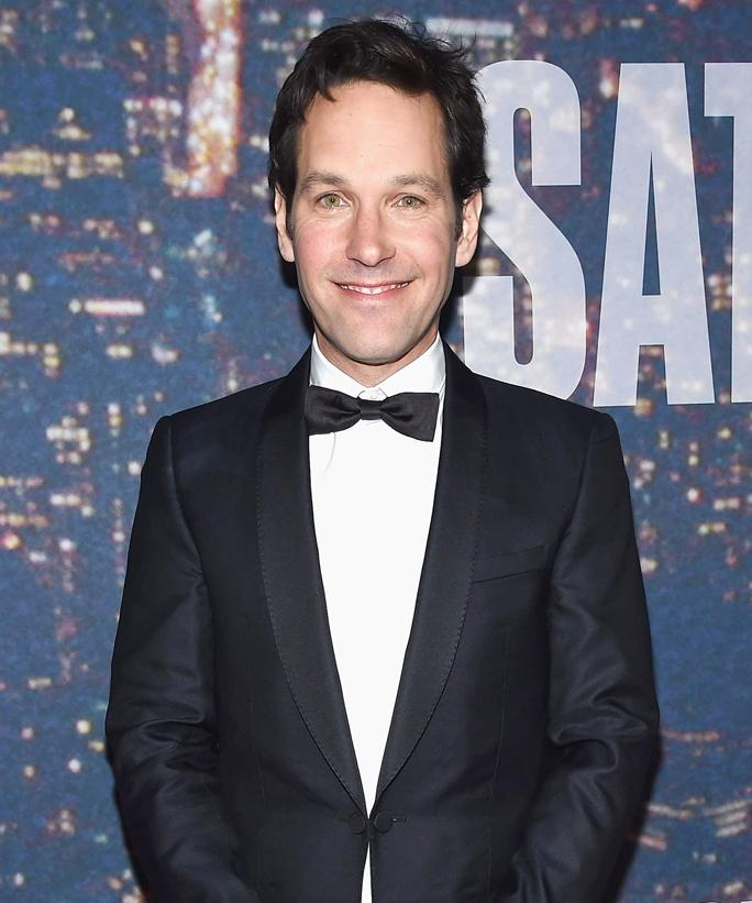 Paul Rudd Turns 46