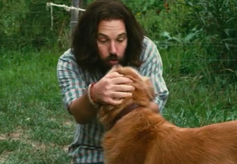Paul Rudd in Our Idiot Brother - Embed
