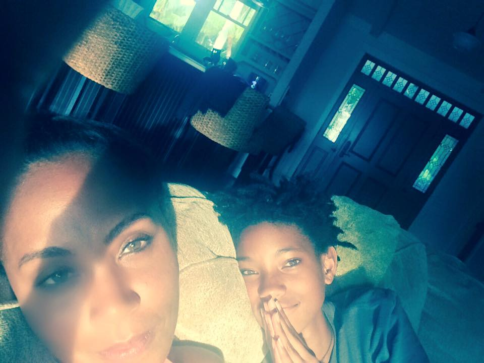 Jada and Willow Smith