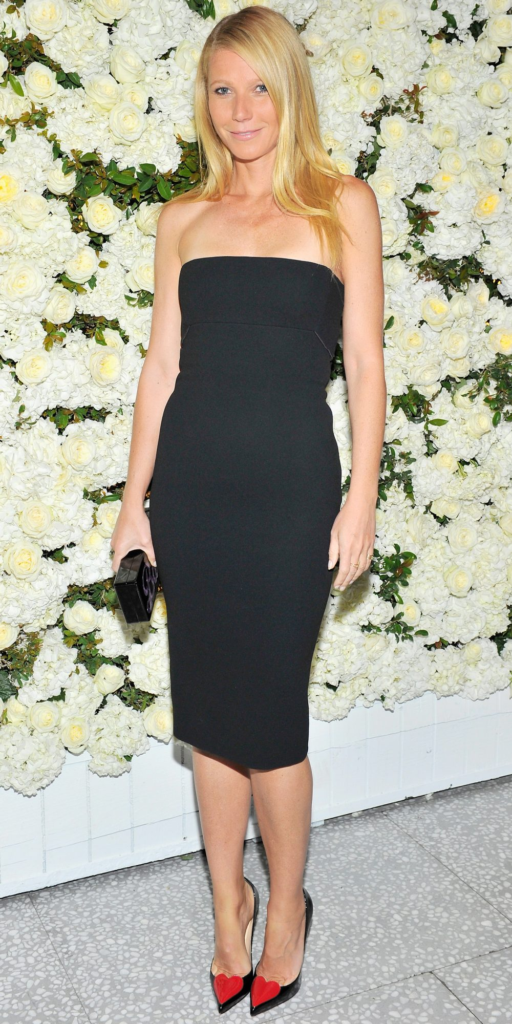 Gwyneth Paltrow in Victoria Beckham
