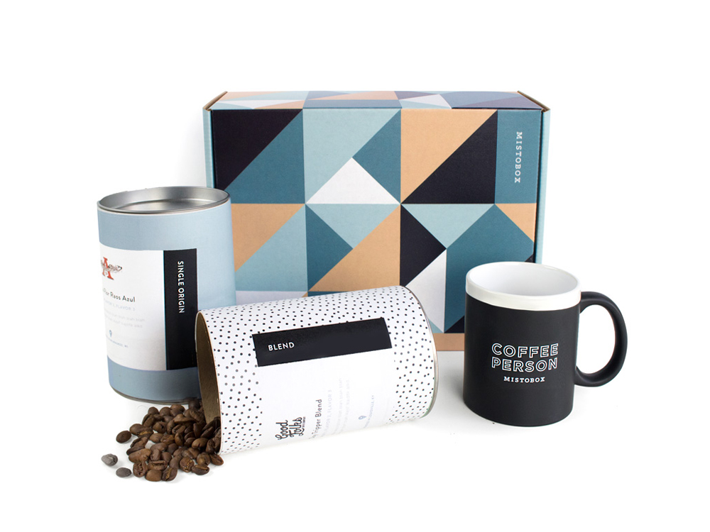 MistoBox Coffee Subscription box