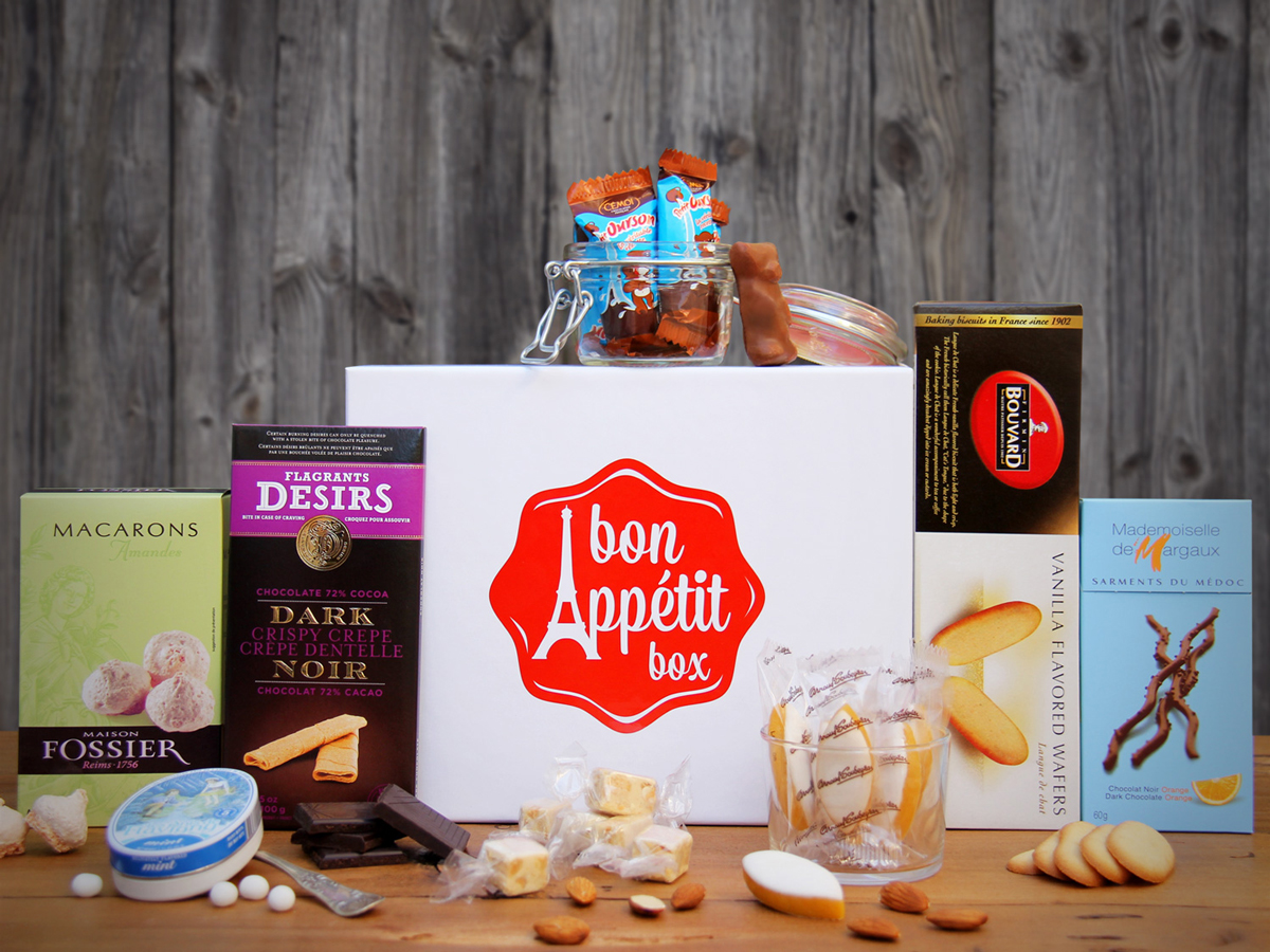 Bon Appetit French Food subscription box