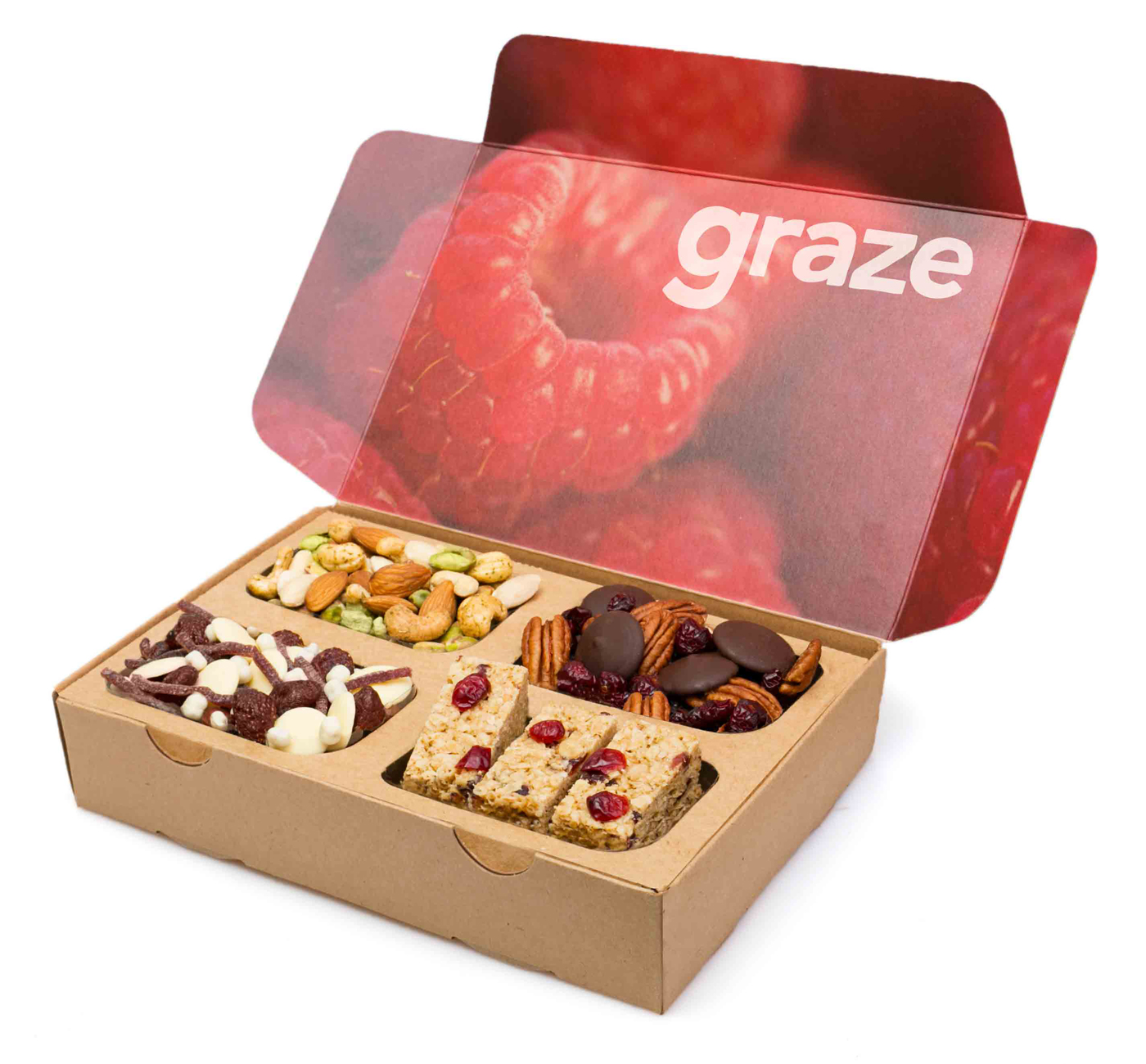 Graze food subscription box