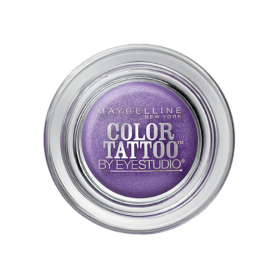 Maybelline New York Color Tattoo Eyeshadow in Painted Purple