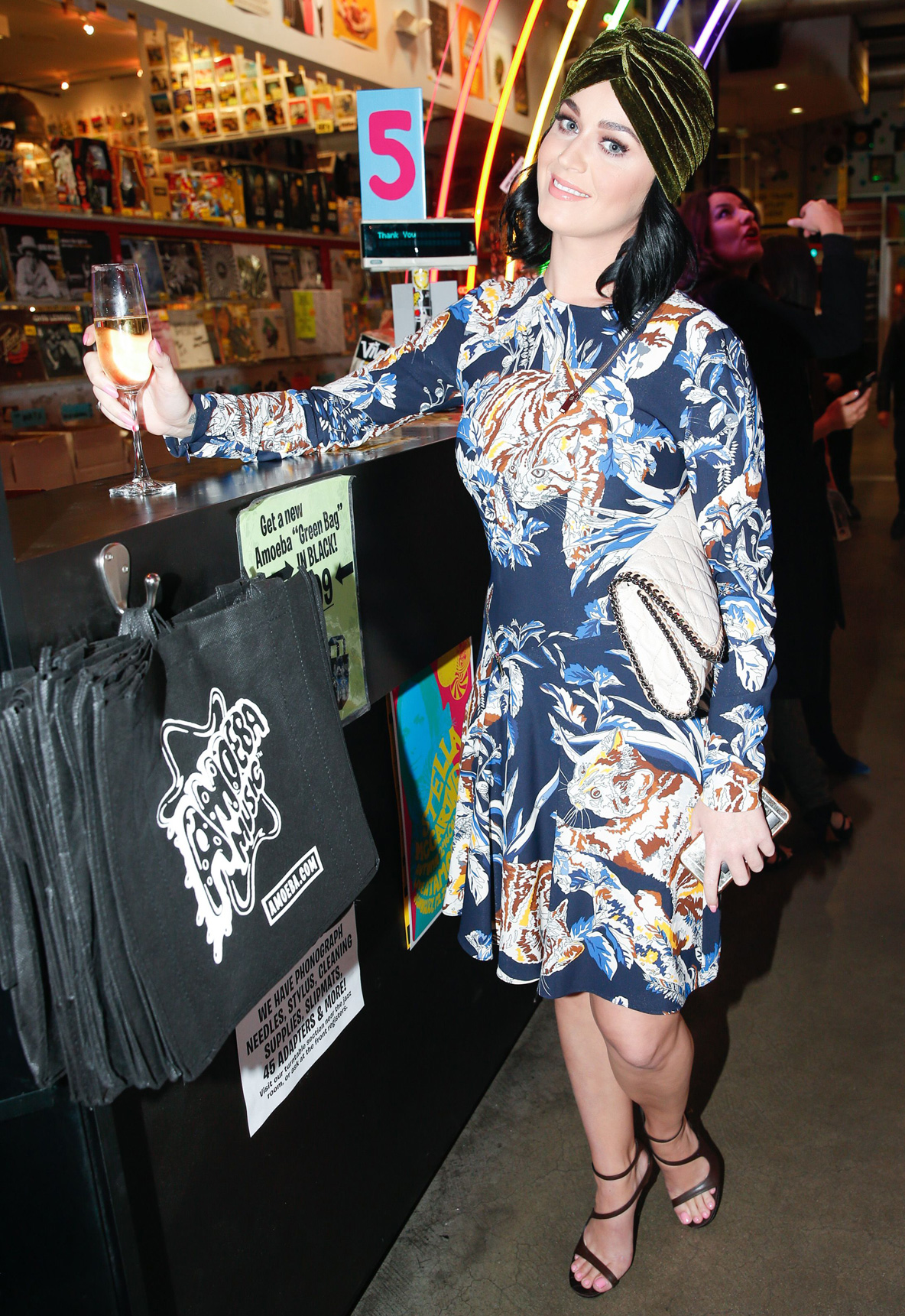 Mandatory Credit: Photo by David X Prutting/BFA/REX/Shutterstock (5540525av)Katy PerryStella McCartney 2016 Fall Presentation party, Los Angeles, America - 12 Jan 2016