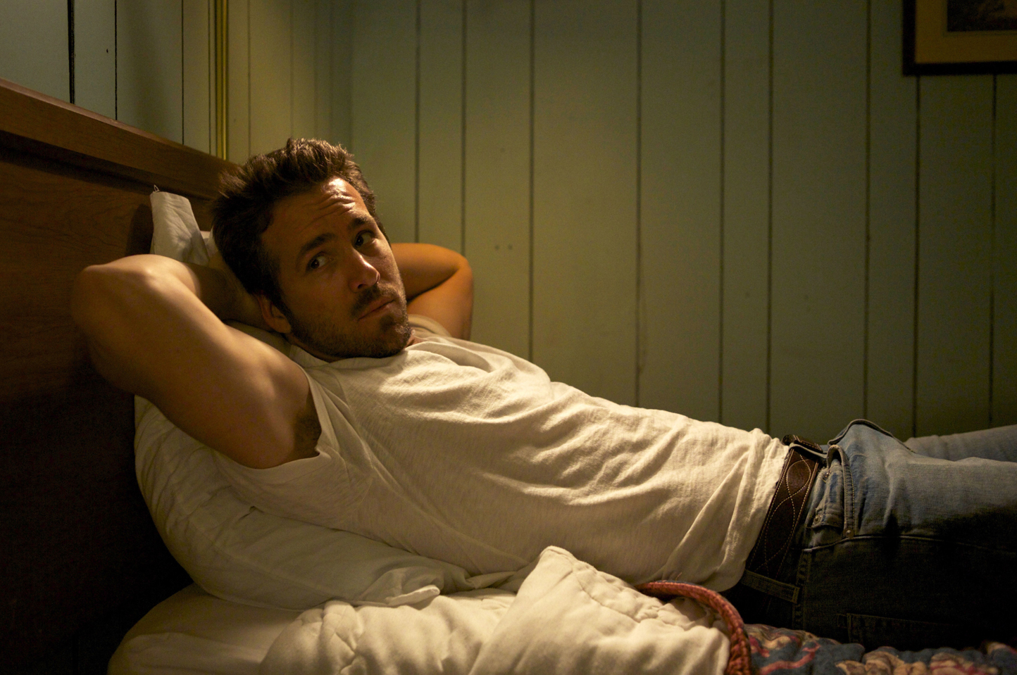 MISSISSIPPI GRIND, Ryan Reynolds, 2015. ph: Patti Perret/©A24/Courtesy Everett Collection