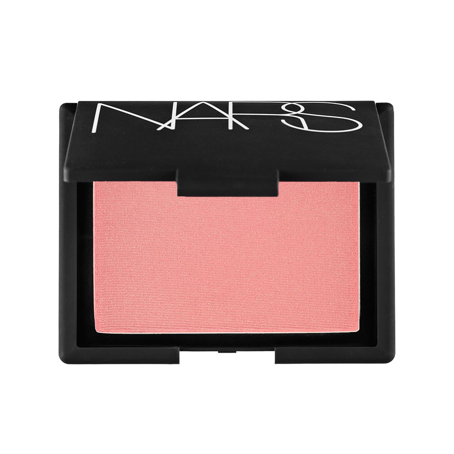 No-Makeup Makeup Look - NARS Blush