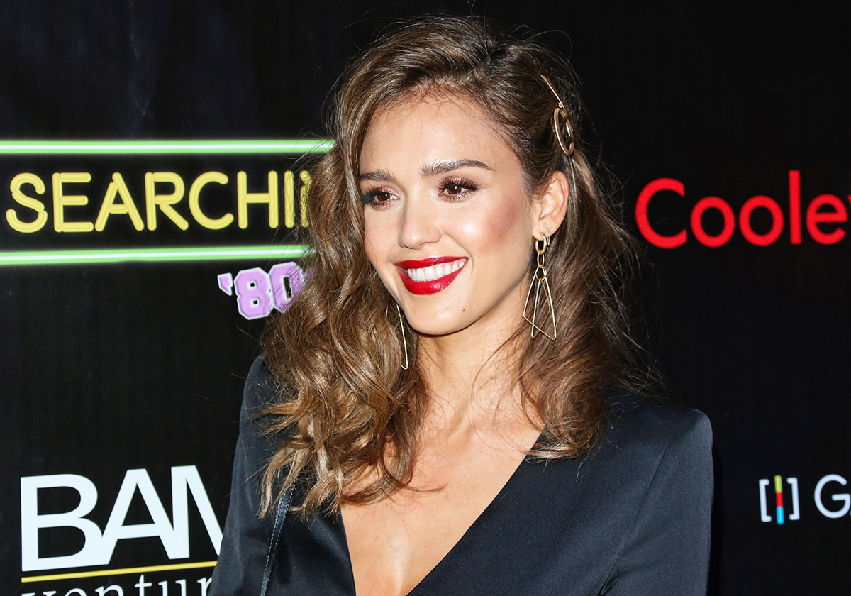 LOS ANGELES, CA - JUNE 24:  Actress Jessica Alba attends the premiere of