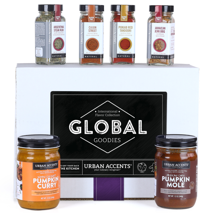 Global Goodies Seasoning Blend Set