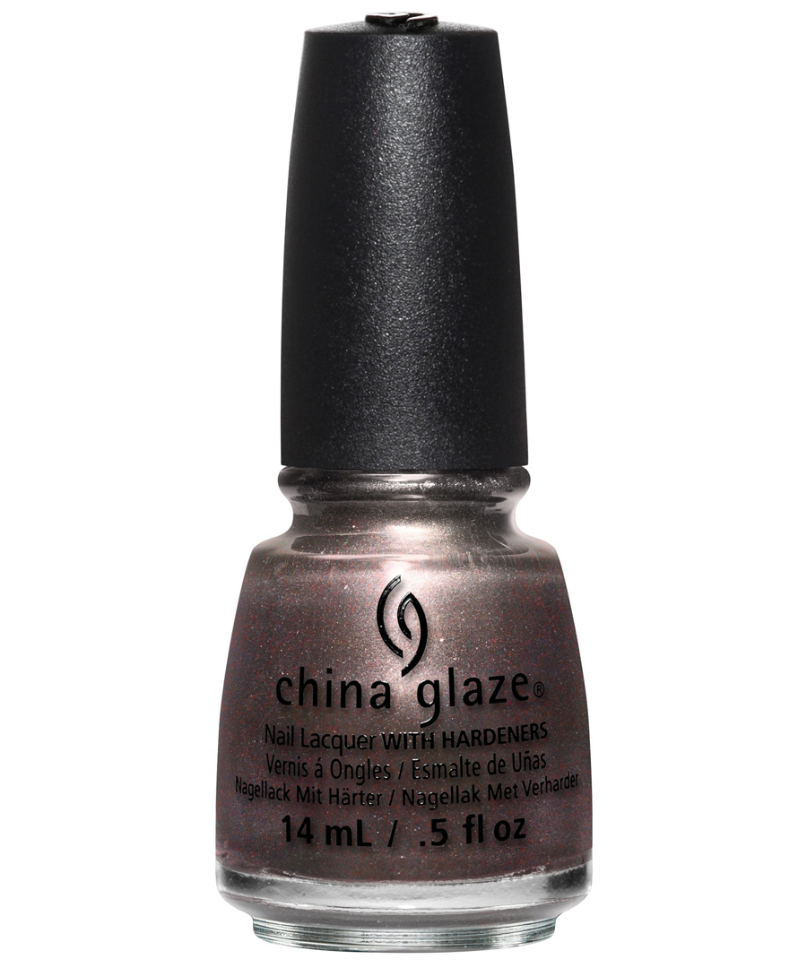China Glaze Fall Rebel Nail Polish in Heroine Chic