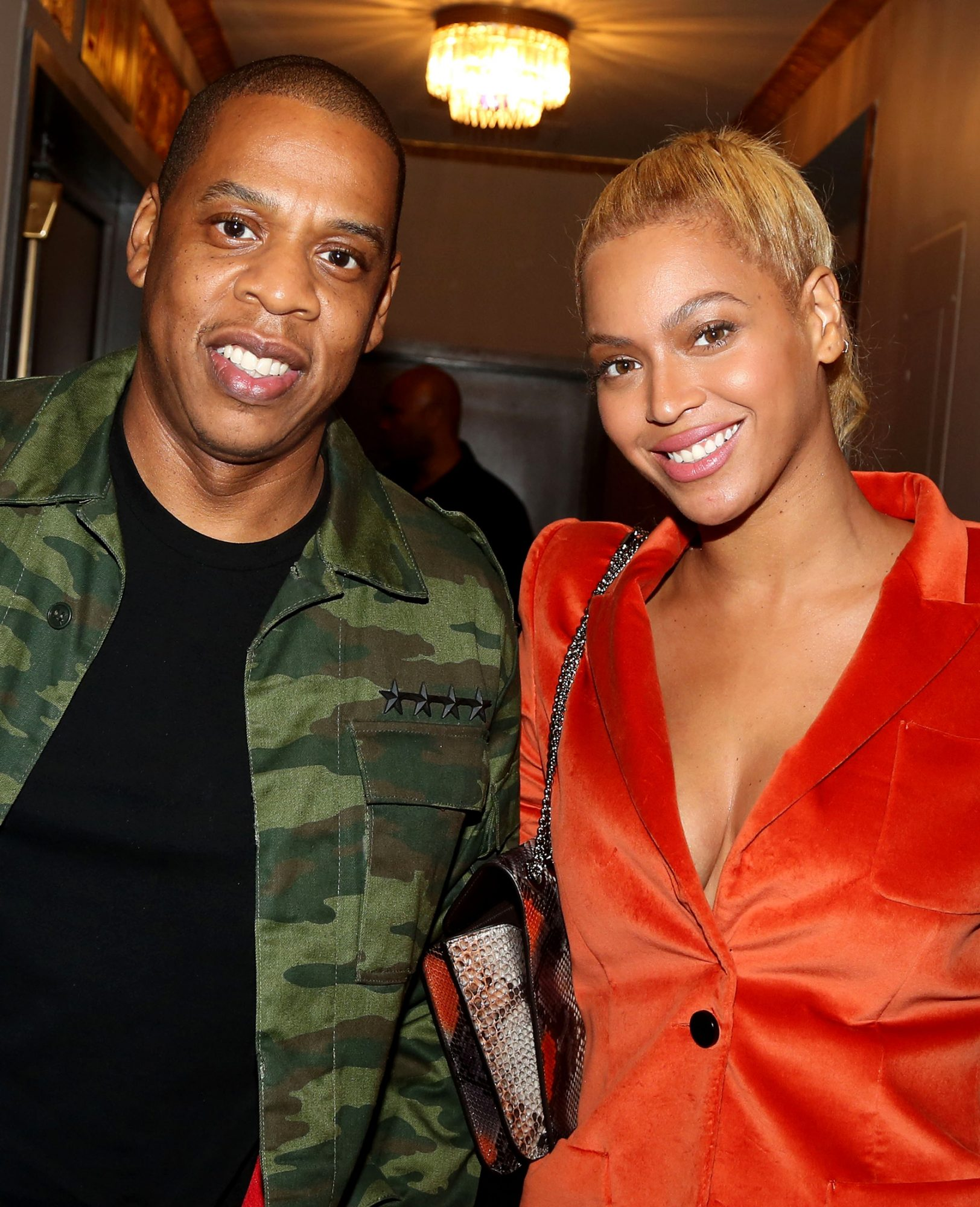 Jay Z and Beyonce - October 21, 2015