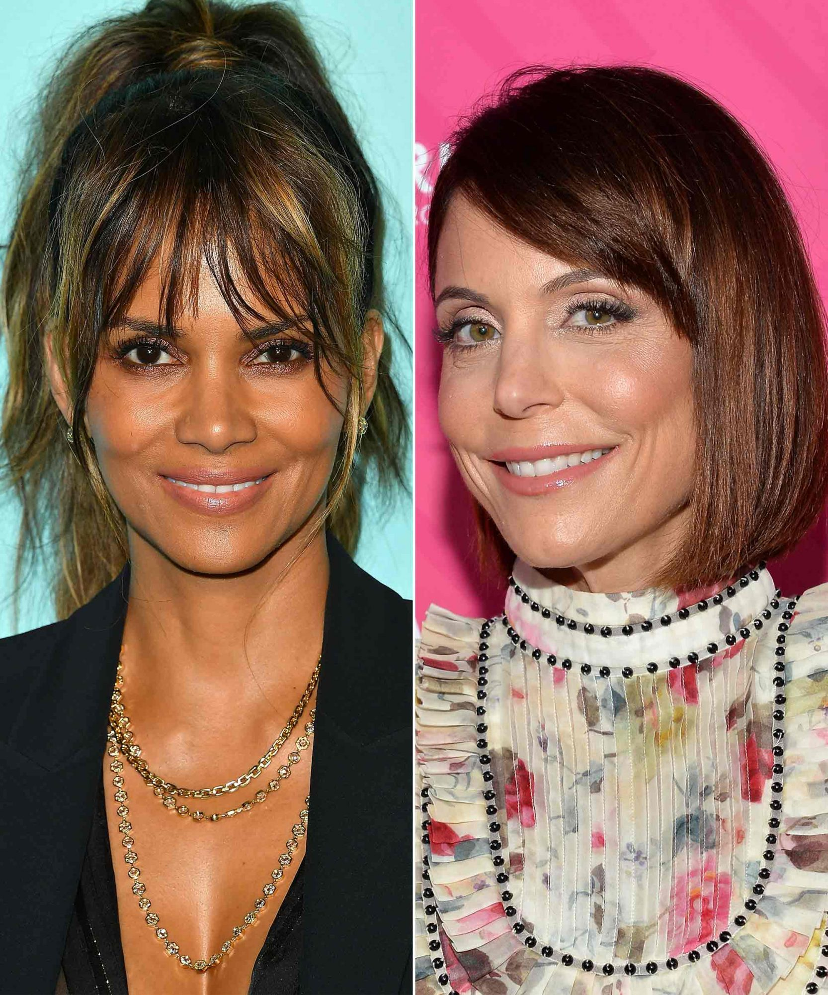 Bethenny Frankel & Halle Berry - LEAD