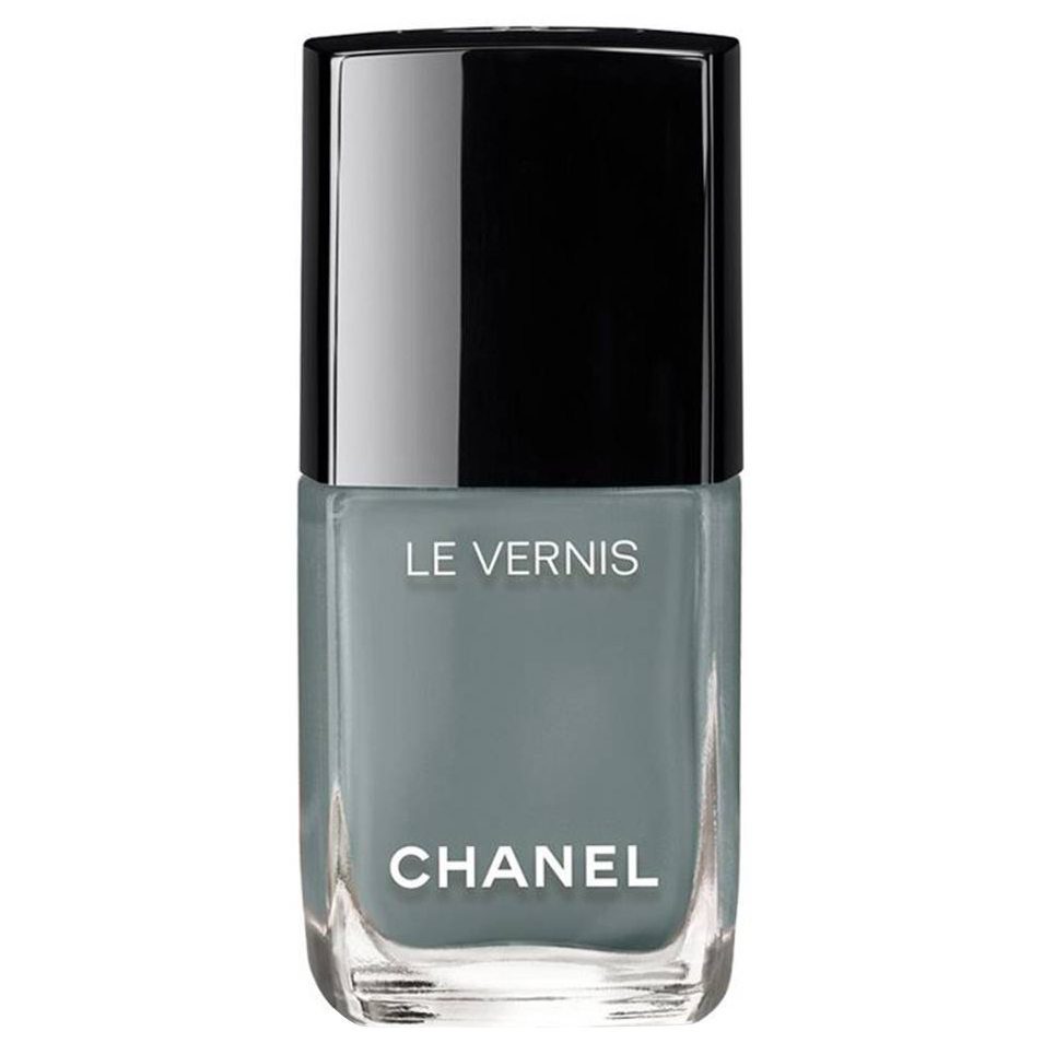Chanel Le Vernis Longwear Nail Colour in Washed Denim