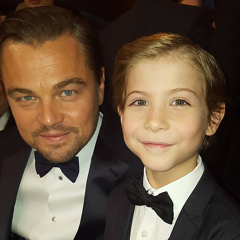 And of America's treasure, Jacob Tremblay.