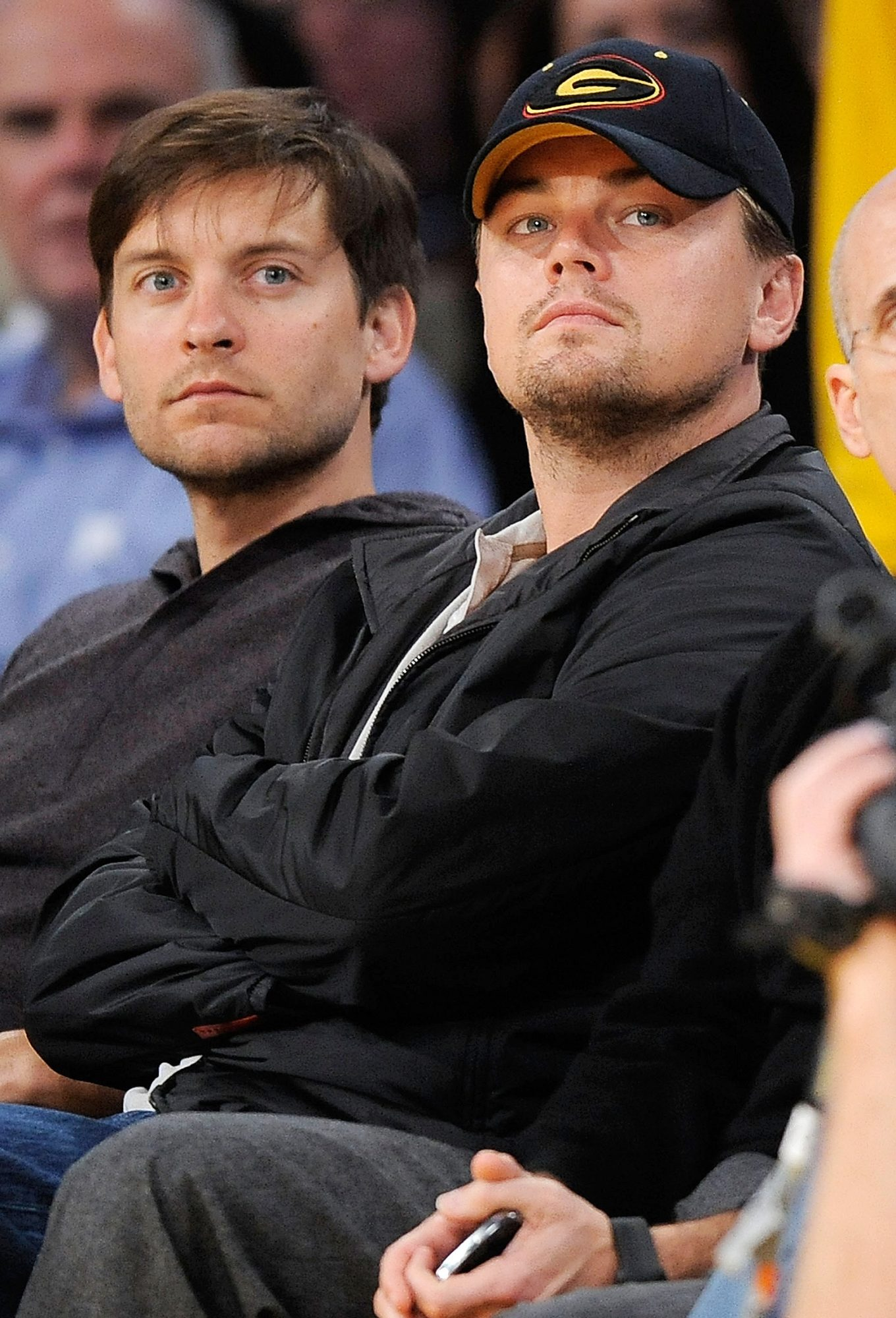 And best buds with Tobey Maguire since the '80s.