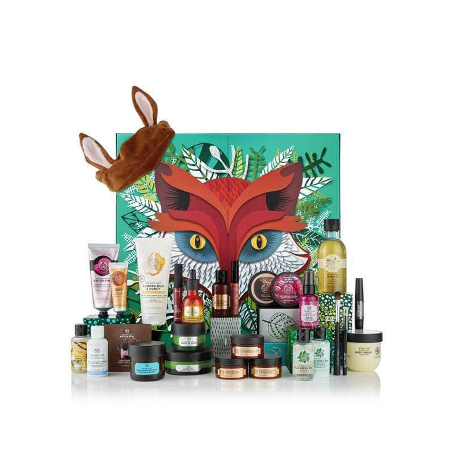 The Body Shop 25 Days of the Enchanted Ultimate Advent Calendar
